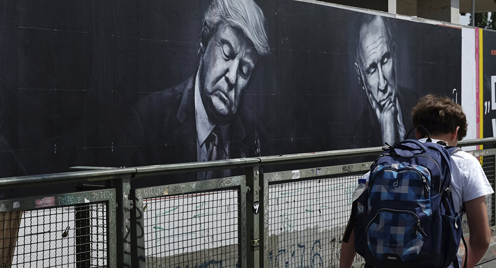 Una foto di gruppo al G20 di Amburgo
