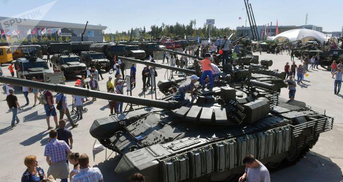 Il carro armato T-72