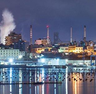 Impianto metallurgico di Taranto