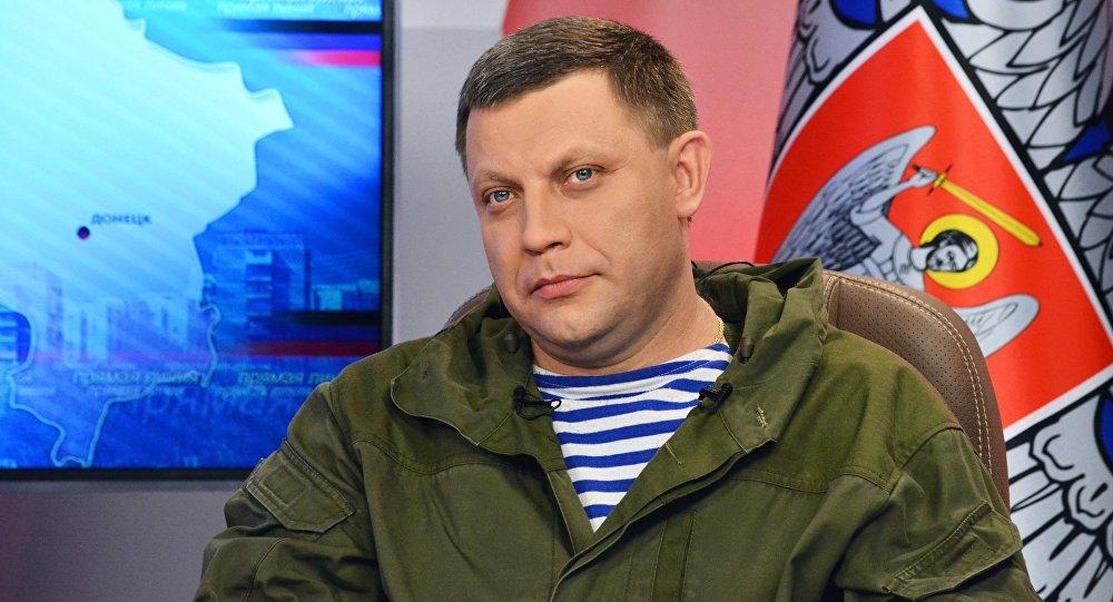 Alexander Zakharchenko, leader DNR ucciso in attentato esplosivo