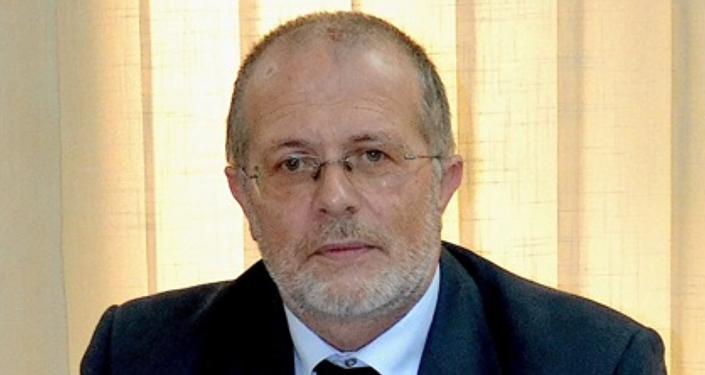 Gian Franco Damiano, presidente della Camera di Commercio Italo-Libica
