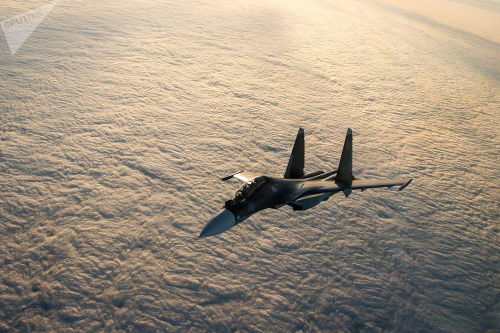 Un giorno nell'aviazione russa