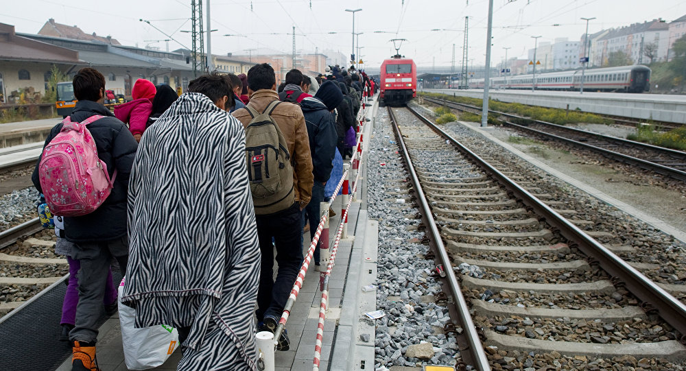 Germania, migranti