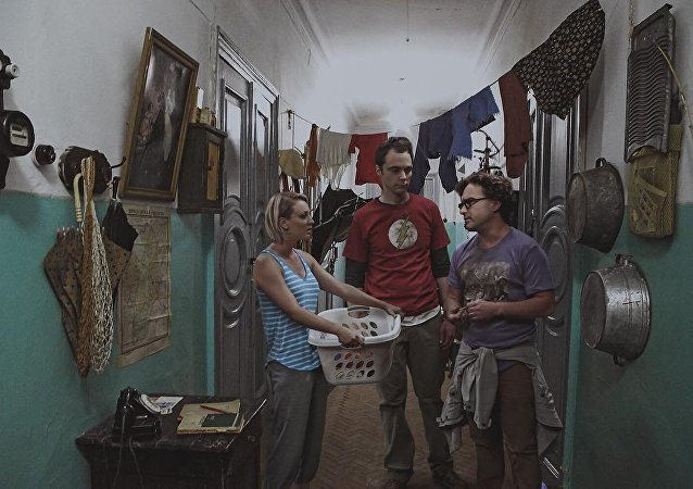 The Big Bang Theory in Russia