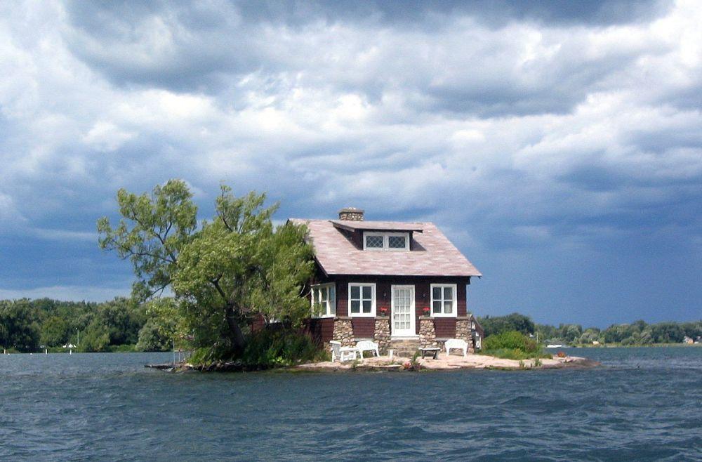 L'erba del vicino non c'è: le abitazioni più estreme e isolate al mondo