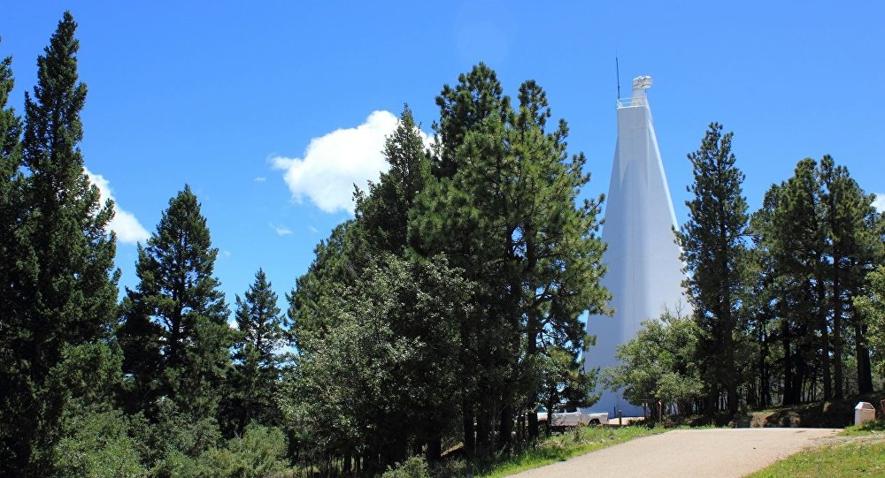L'osservatorio di Sunspot