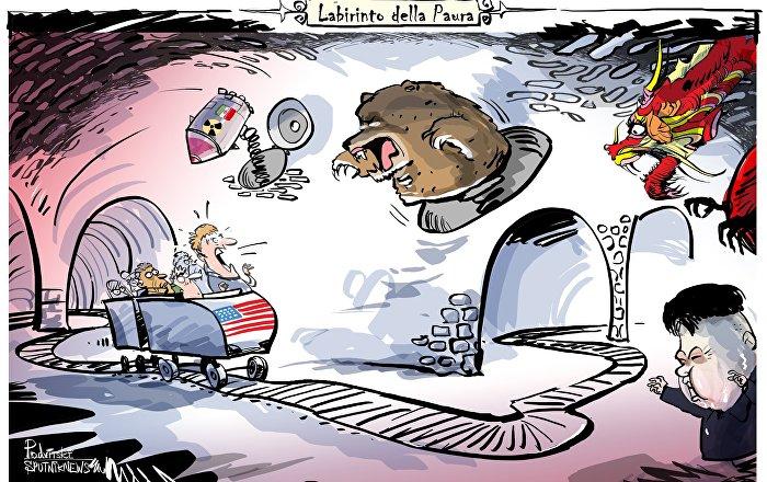 Il Labirinto della Paura alla statunitense