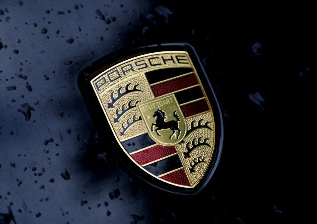 Logo della Porsche