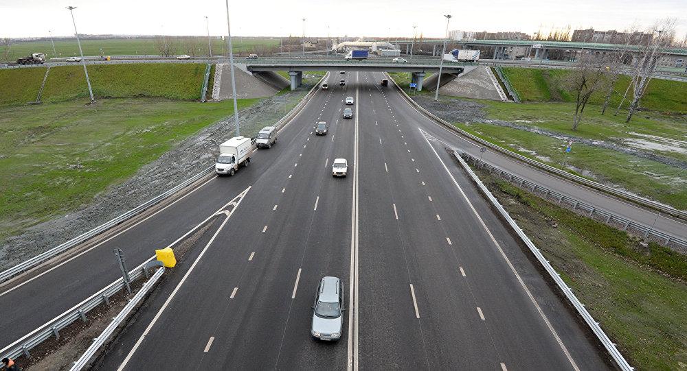 L'autostrada M-4 Don