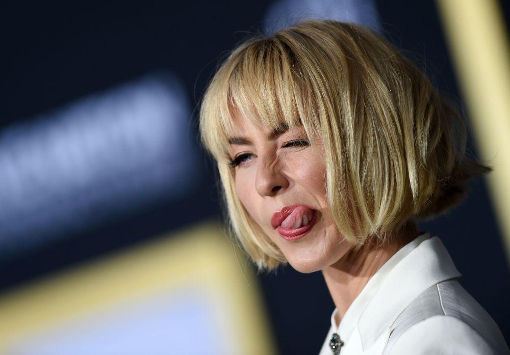 L'attrice Julianne Hough la prima di A Star Is Born, Los Angeles.