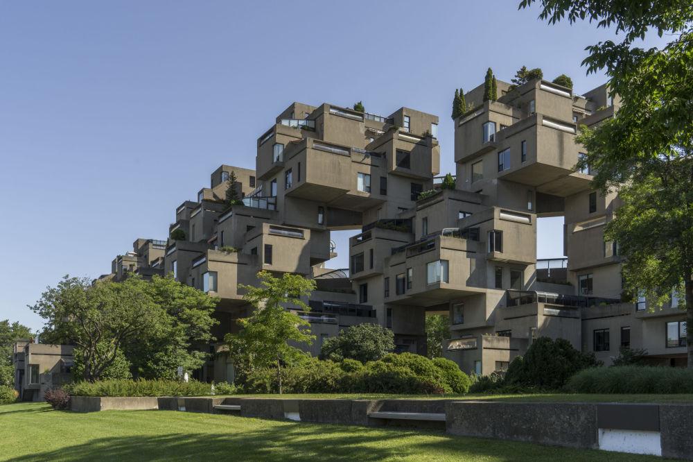 Complesso residenziale 'Habitat 67' in Canada