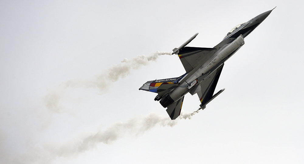 Lockheed Martin F-16,  Belgian Air Force
