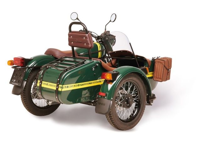 Versione limitata della moto Ural CT