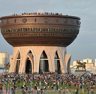 Giorno della città a Kazan - Tatarstan