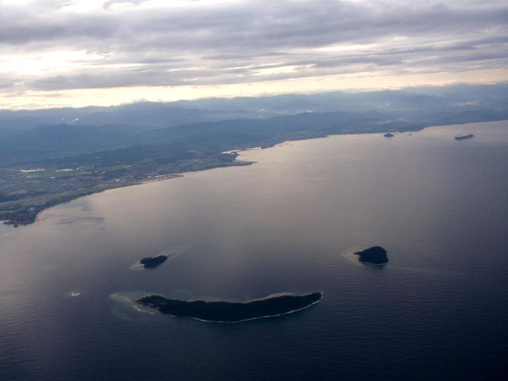 Le isole sorridenti di Kota Kinabalu in Malaysia