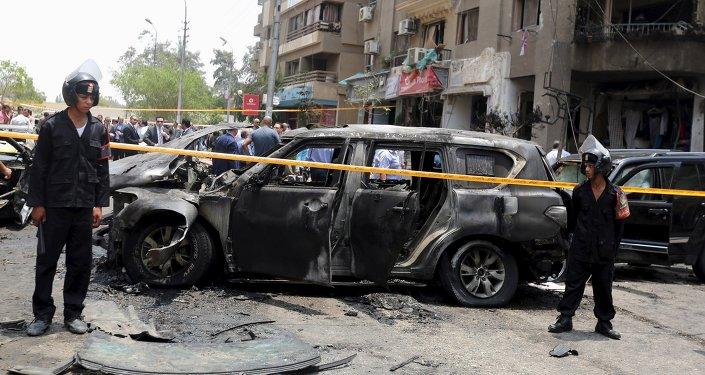 Dopo l'attacco contro il procuratore generale egiziano