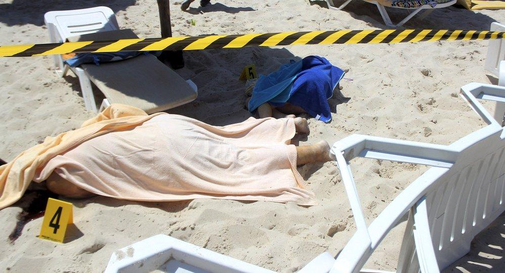Un turista ucciso sulla spiaggia di Sousse