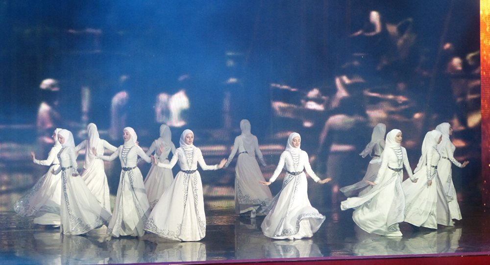 Groznyj, spettacolo 200 anni