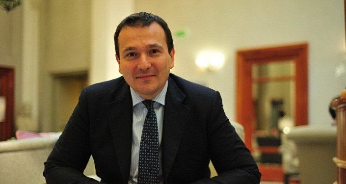 Presidente del WEC Italia, Marco Margheri