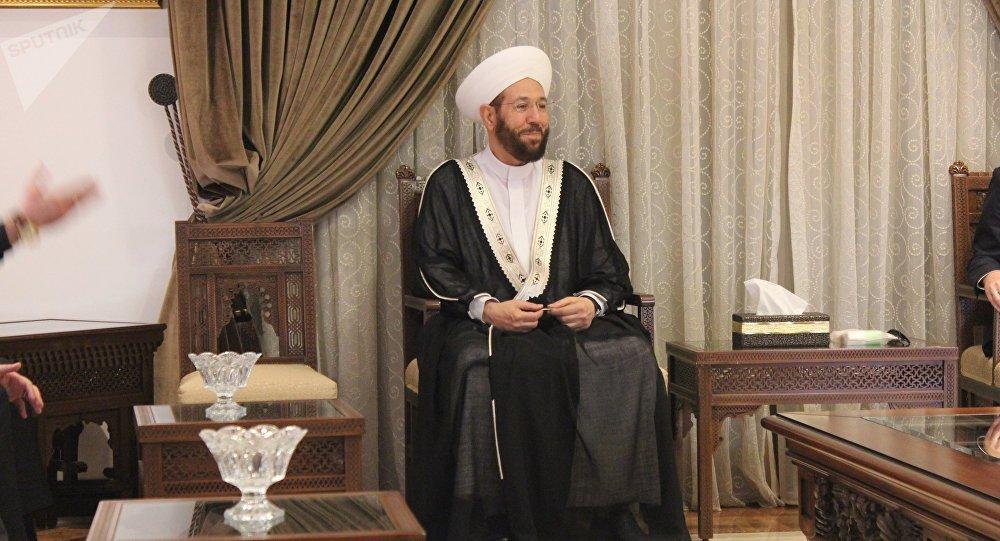 Ahmad Badreddin Hassoun