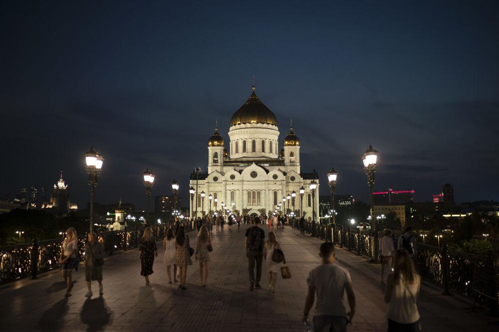 La Russia vista con gli occhi dei fotografi stranieri