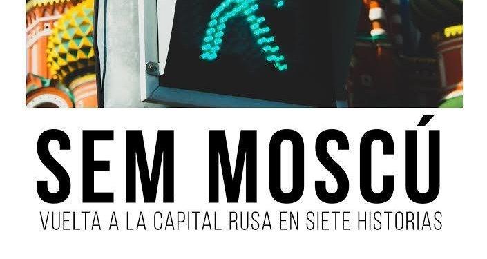 La copertina della guida Sem Moscù