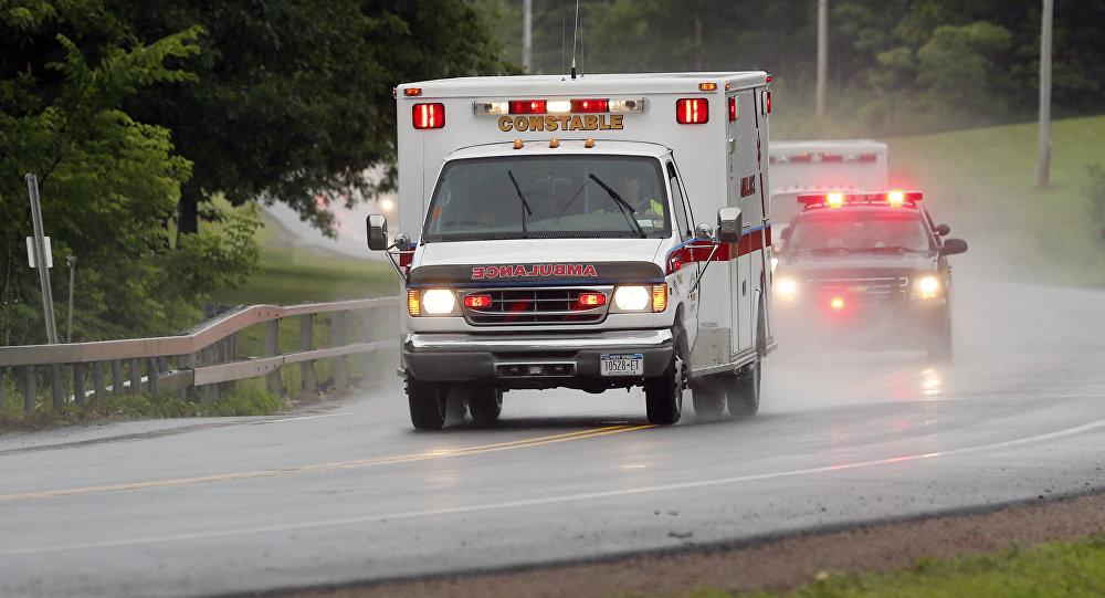 Ambulanza in USA