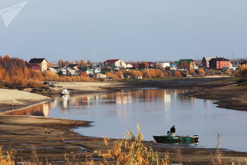 Salechard, vivere nel Circolo Polare Artico