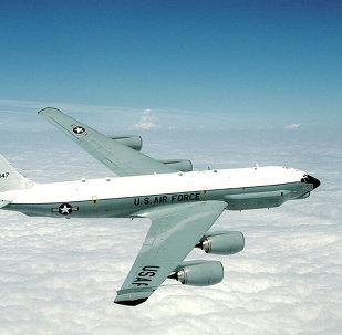 RC-135U Combat Sent