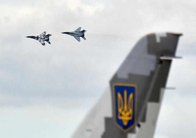 Caccia ucraini