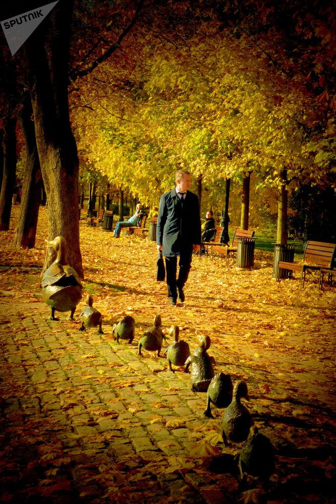 L'autunno caldo di Mosca