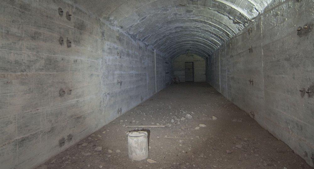 Bunker di Atene