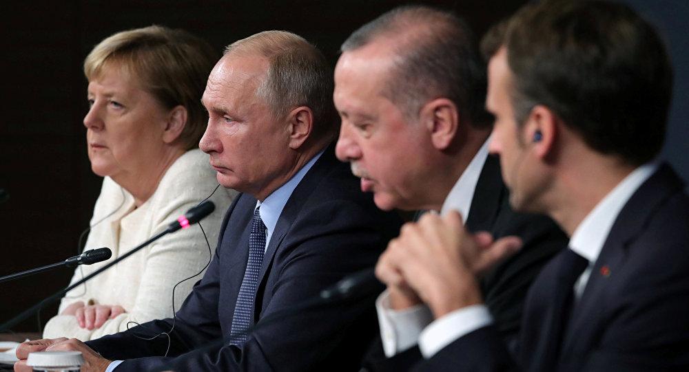 Summit sulla Siria ad Istanbul