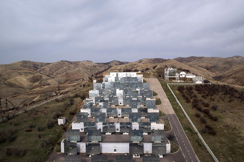 Un nuovo impianto per lo sfruttamento dell'energia solare nella regione di Tashkent