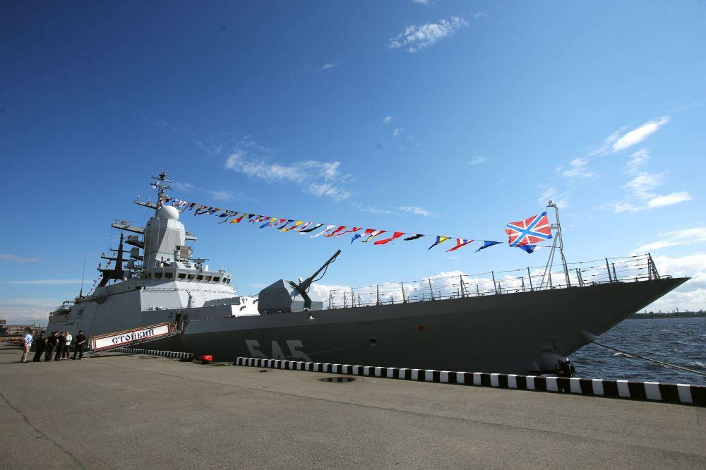 Al via il settimo salone navale di San Pietroburgo.