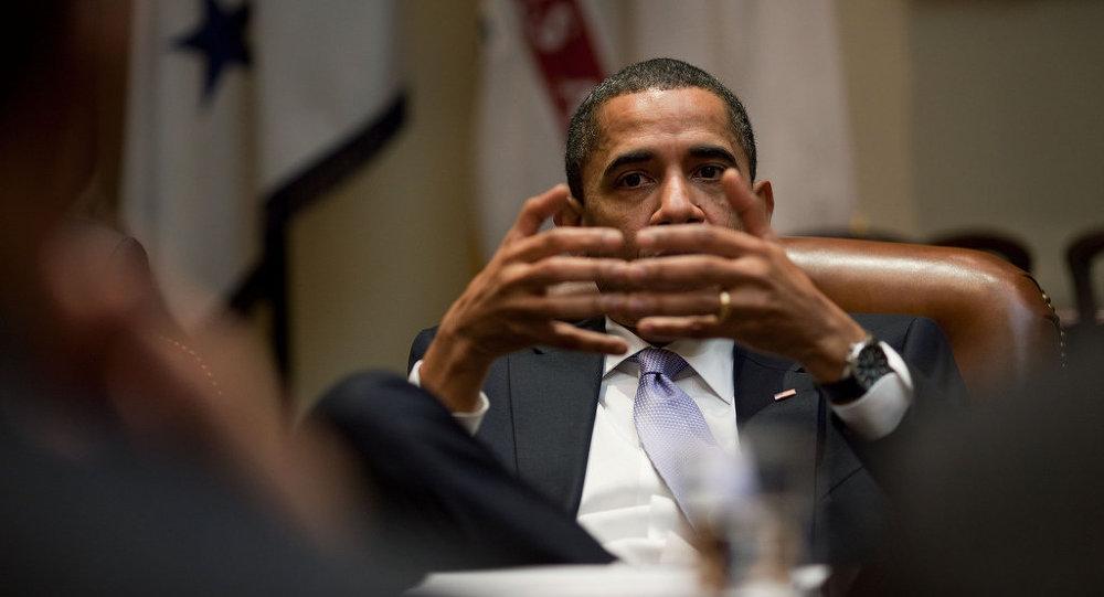 Presidente degli USA Barack Obama