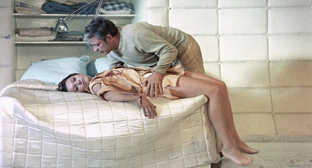 Un'immagine dal film Solaris
