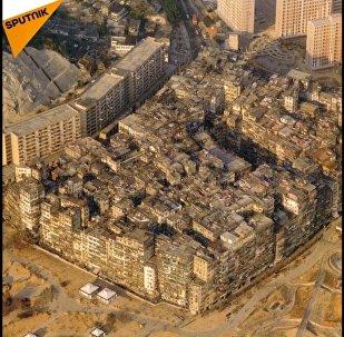 Koulun, la città fortezza più densamente popolata al mondo