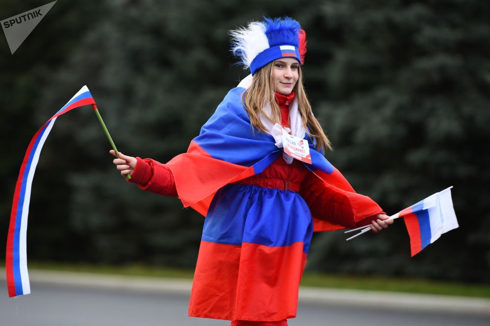 La Giornata dell'unità nazionale a Mosca.