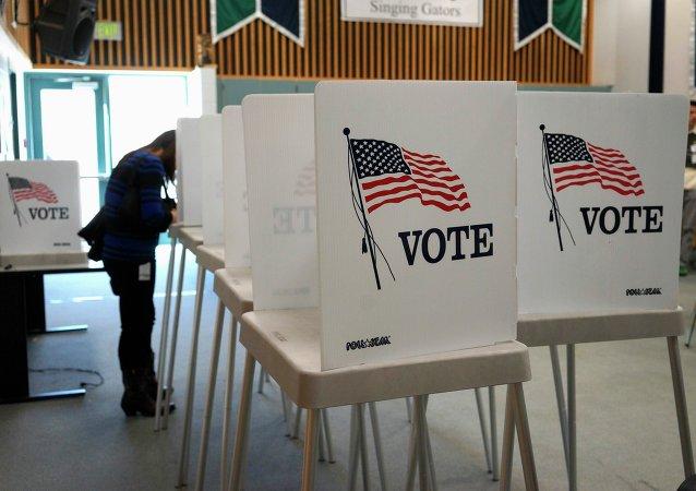 Elezioni midterm negli USA (foto d'archivio)