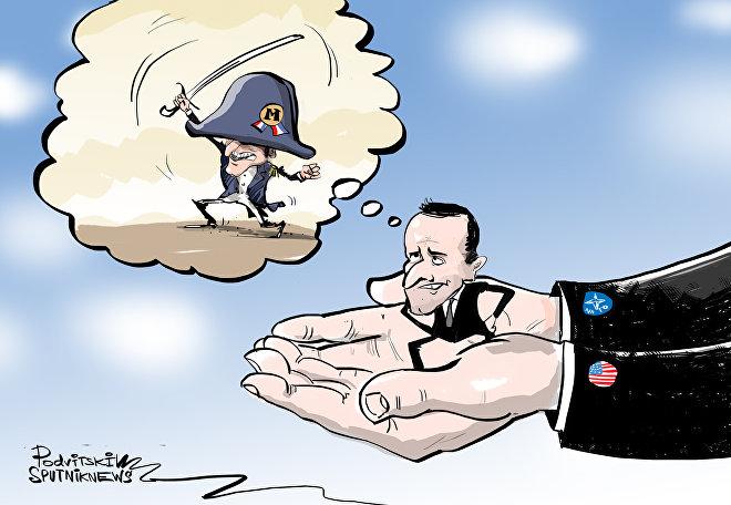 Macron ha proposto di creare un esercito europeo