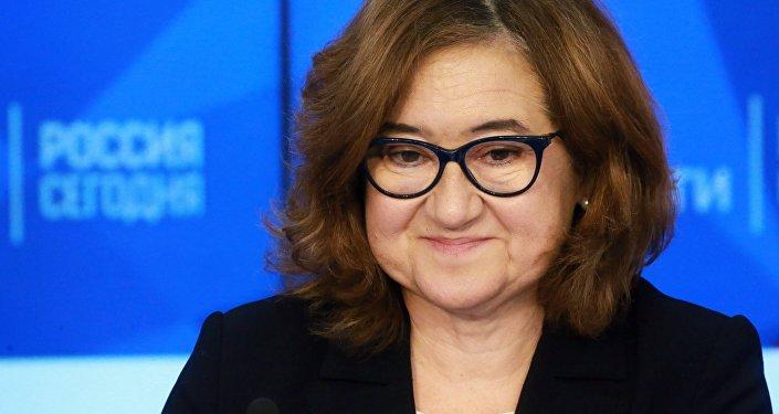 Zelfira Tregulova, direttrice della Galleria Tretjakov