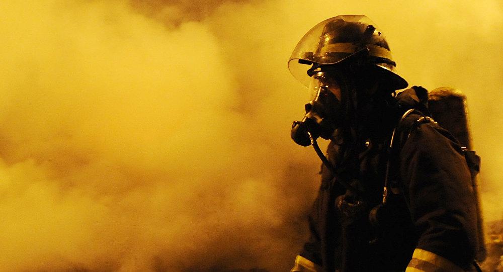 Vigili del fuoco in Italia