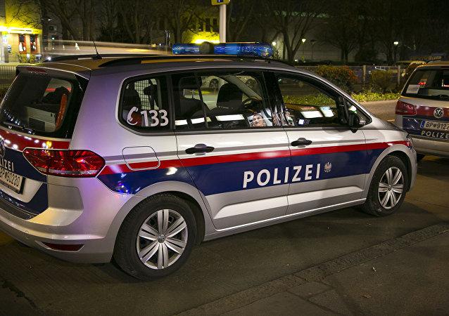 Vienna, polizia