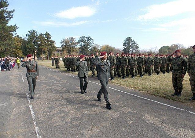 L'esercito serbo