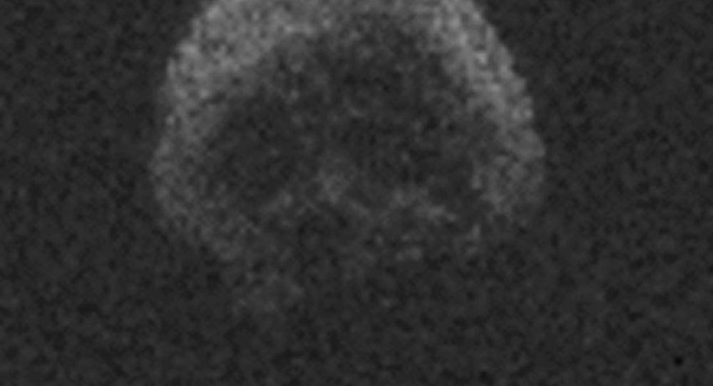 L'asteroide TB145