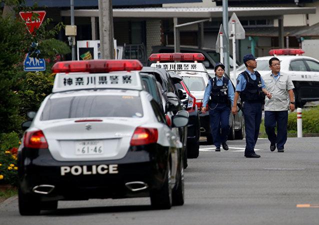 Polizia giapponese