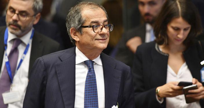 Giovanni Tria