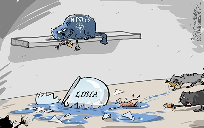 """Stoltenberg: operazione militare in Libia """"inizialmente avviata dall'Europa"""""""