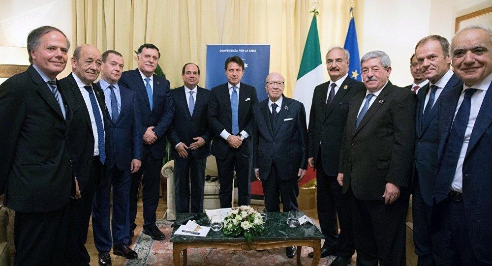 Conferenza per la Libia a Palermo